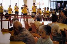小学生の演奏会